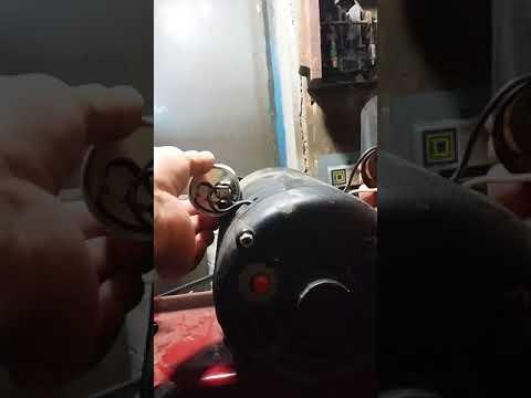 Capacitor De Arranque Y Marcha De Compresor De Aire