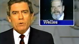 Death of Orson Welles - TV news reports (1985)
