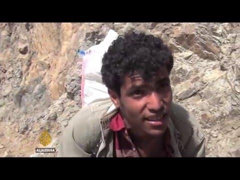 Civilians pay heavy price for war in Yemen