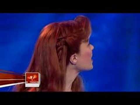 Sierra Boggess on The Today Show