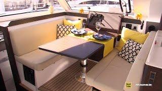 2015 Bavaria NautiTech Open 40 Catamaran - Walkaround - 2015 Annapolis Sail Boat Show