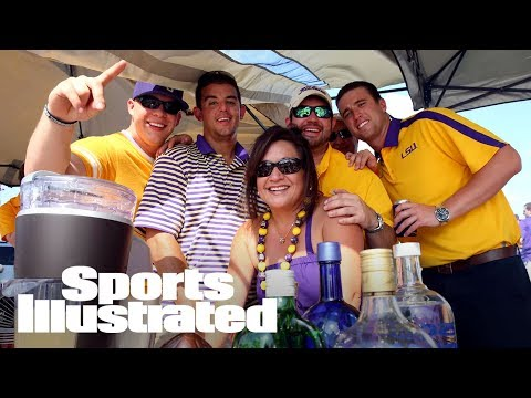 Why LSU Is The Best Tailgate In America: Die-Hard Fans, Southern Food & More | Sports Illustrated
