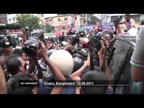 Opposition strike hits Bangladesh over... - no comment