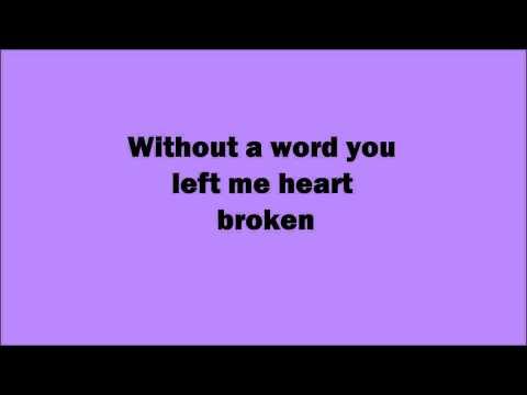 Without Words By Park shin hye  Instrumental karaoke with english Lyrics