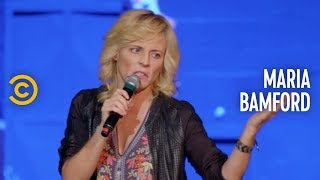 The Most Desperate Question to Ask People in Relationships - Maria Bamford