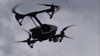 Профессиональный радиоуправляемый квадрокоптер с камерой, снято на Sony HDR - CX 250 30x зум(Профессиональный радиоуправляемый вертолет с камерой, снято на Sony HDR - CX 250 30x зум., 2015-06-13T18:36:50.000Z)