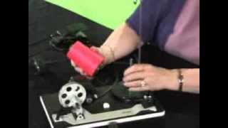 Threading and Maintaining your Bobbin Winder Video