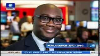 BBC Focus On Africa Presenter, Komla Dumor,  Dies At 41