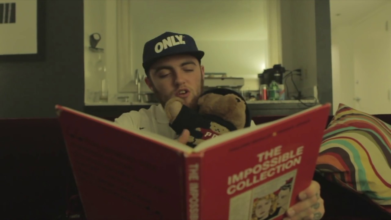 Mac Miller - He Who Ate All The Caviar