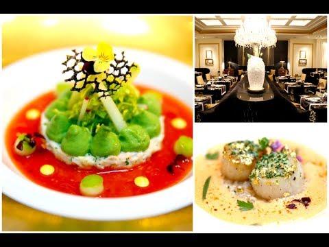 Joël Robuchon Restaurant – Singapore's 1st and Only 3 Star Michelin Restaurant