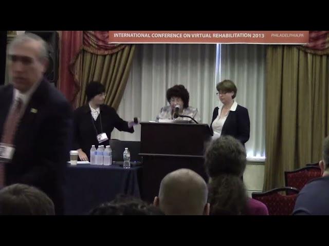 ICVR 2013 - PHILADELPHIA, PA - Keynote 1 - Norman Badler