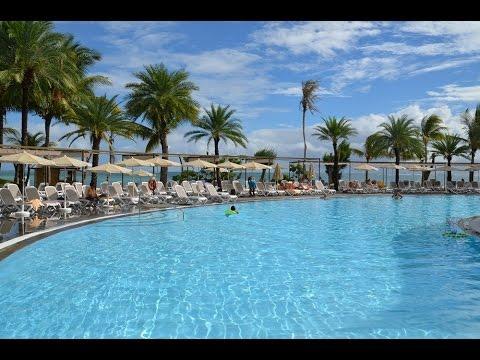 video,RIU hotel Creole, Mauritius