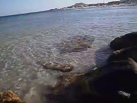 fabuleuse plage de KELIBIA
