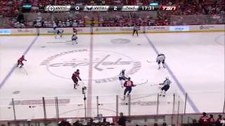 Winnipeg Jets @ Washington Capitals - Game Highlights - 03.23.2012
