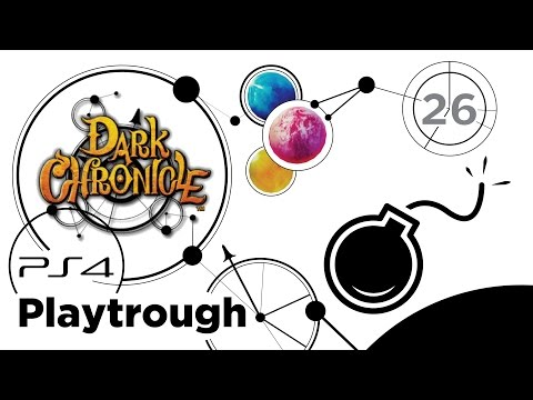 Dark Chronicle (PS4) Playthrough 100% - Ep. 26 - Dispositivo di Detonazione