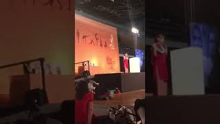 Carolyn's talk at Guruji's 100th birthday celebration