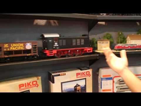 PIKO America at The Big Train Show 2015