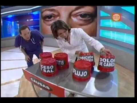 Dr. TV Perú (26-09-2013) - B3 - Asistente del día: Ojos hinchados