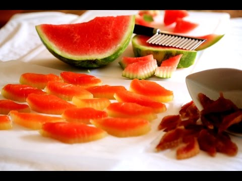 Dried Watermelon - Dried Fruit Snacks - Heghineh Cooking Show