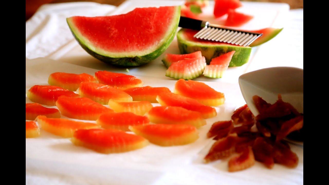 Easy fruit snacks recipe