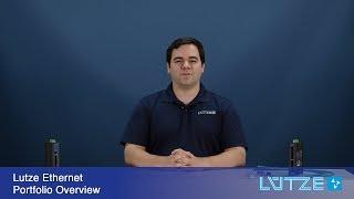 LUTZE Ethernet Cable Portfolio