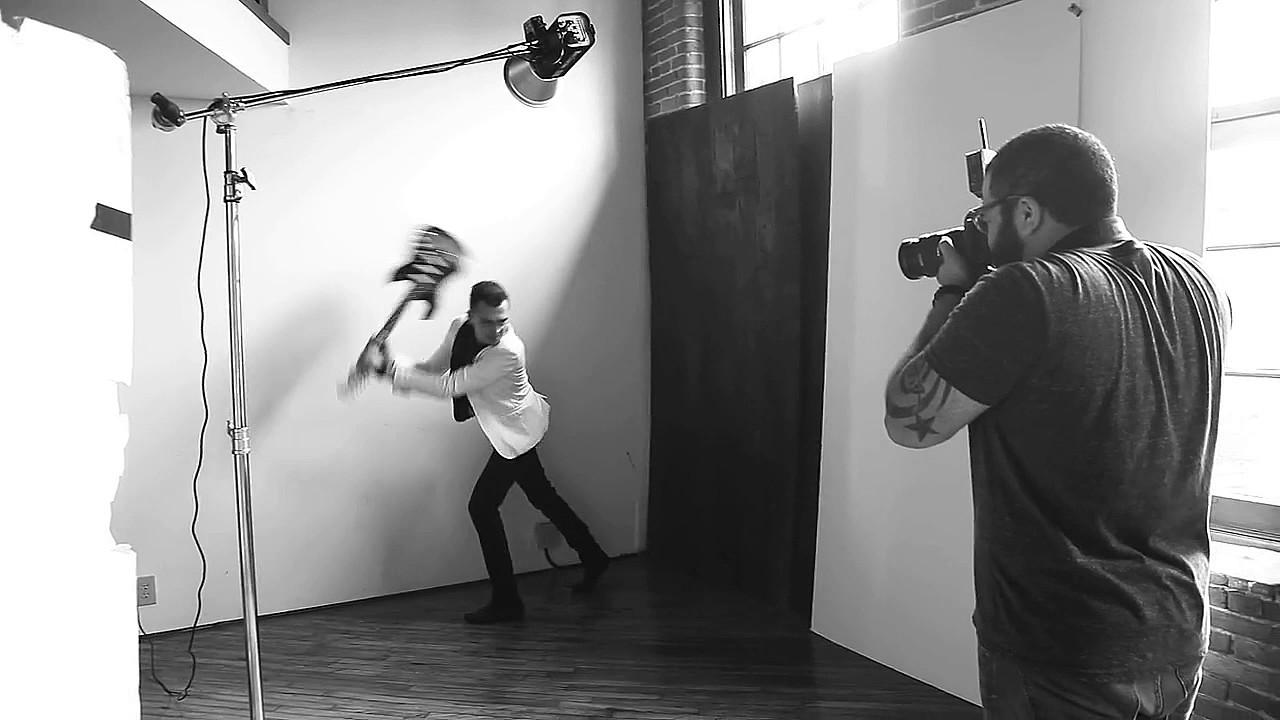 The Justin Forrest - Music Video EPK Trailer