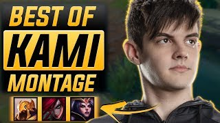 "Kami ""Brazilian Faker"" Montage 2017 (Best Of Kami) 