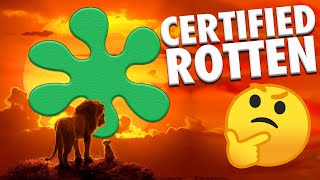 The Lion King ROTTEN by Critics! Hakuna Ma-Uh Oh!.mp3