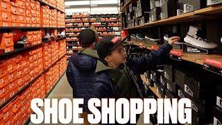SHOPPING FOR SHOES | BUYING FI…