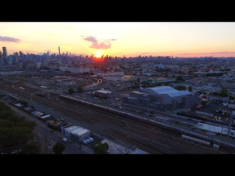 Happy 4th of July Manhattan New York Phantom 4 Drone (4K)