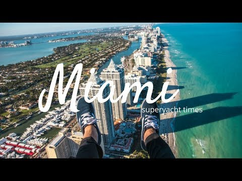 2018 Miami YACHT Show Craziness!!