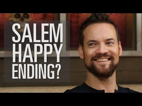 Drinking with the Stars: Will Shane West Have a Happy Ending in 'Salem?'