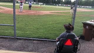 Forrest Kronberger Baseball Highlights