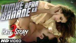 tumhe apna banane ka video song hate story 3 zareen khan sharman joshi
