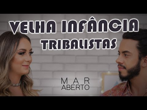 Velha Infância - MAR ABERTO (Cover Tribalistas)