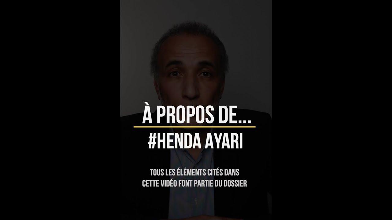 A propos de...Henda Ayari