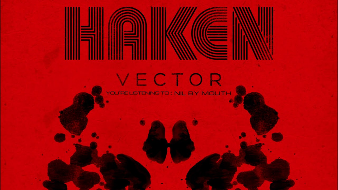 Haken Nil By Mouth Vector Youtube