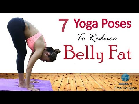 How to Lose #Belly #Fat in 15 Minutes - #Tips To #Reduce #Tummy Fat by Free Ka Gyan