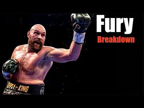 Tyson Fury's Brilliant Boxing Explained - Technique Breakdown