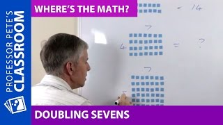 Where's the Math #17 for Grade 4 or 5: Doubling and Doubling and Doubling to Reach 8x Tables