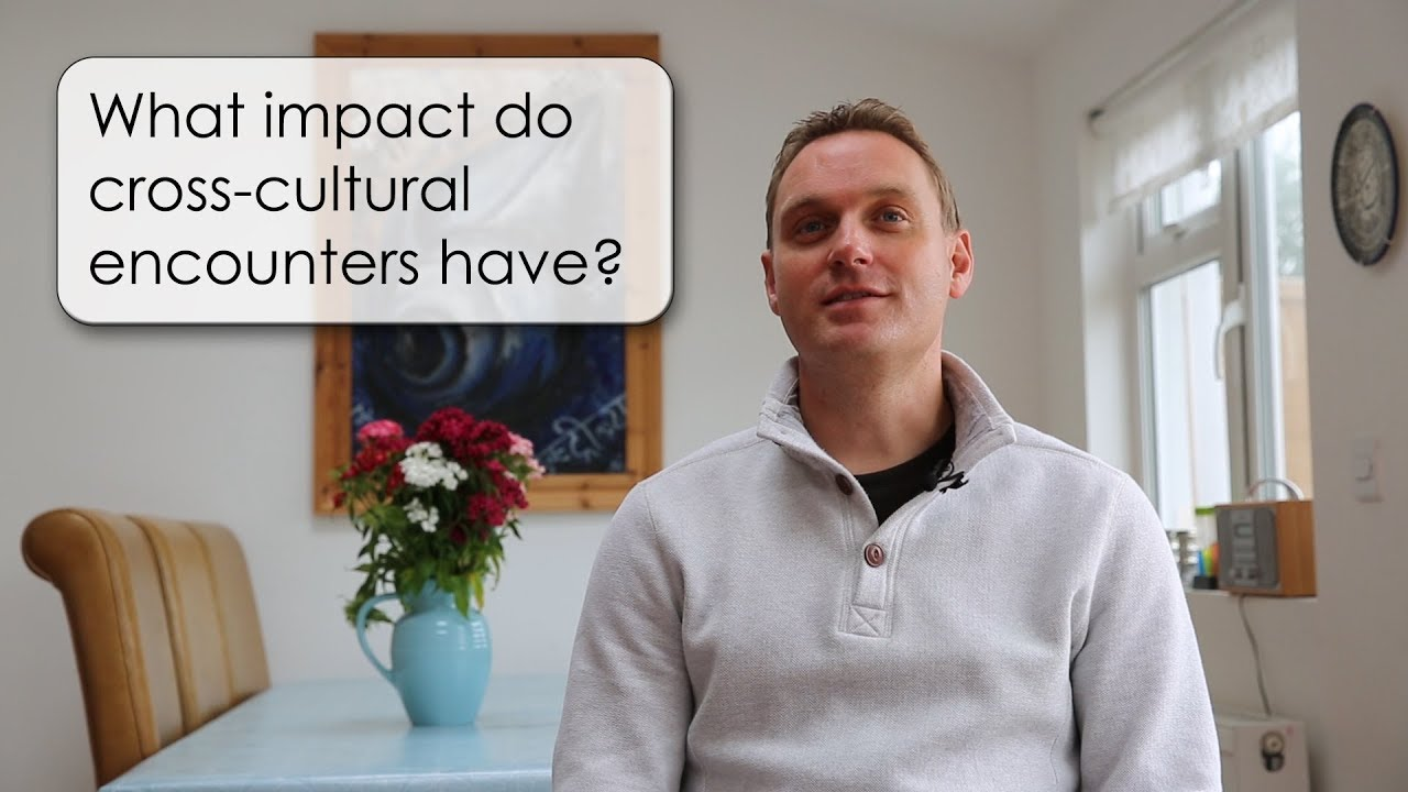 6. What impact do cross-cultural encounters have?