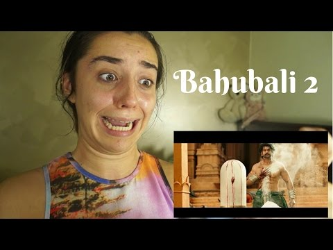 Aussie Reacts to Indian Movie Trailers // Bahubali 2