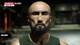 GLORY 67: Anvar Boynazarov prepares for Petch - Part 2