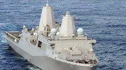 U.S. ships harassed in Strait of Hormuz
