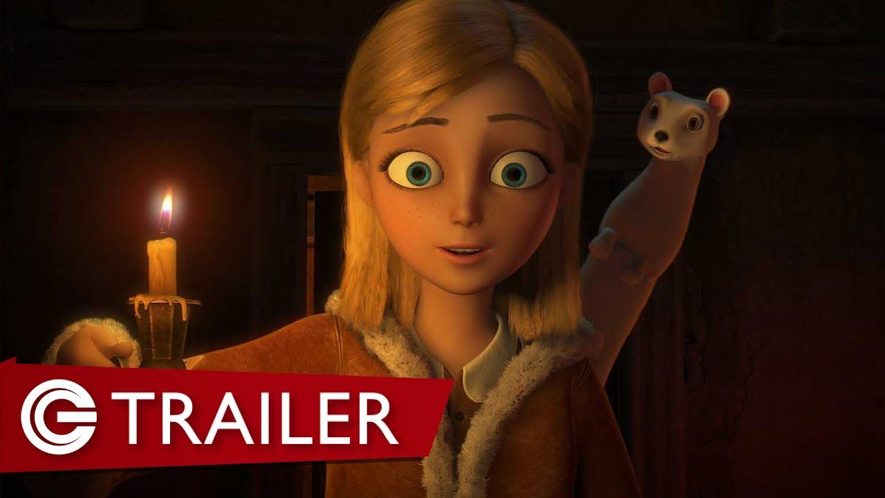 La regina delle nevi trailer youtube