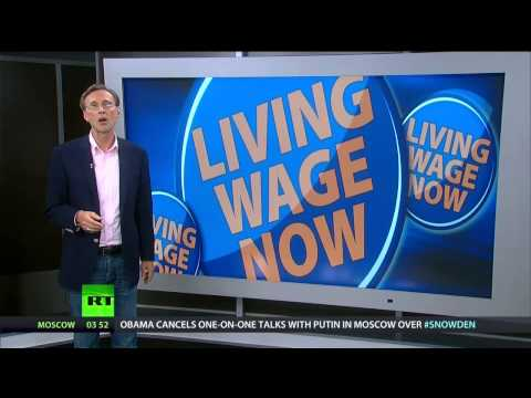 If a business won't pay a living wage - it shouldn't exist