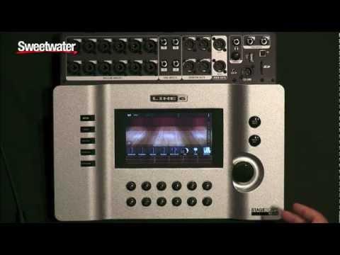 Line 6 StageScape M20d Mixer Driver for Windows 7