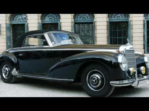 1953 Mercedes-Benz 300 S Roadster   Classic Cars   June 2016