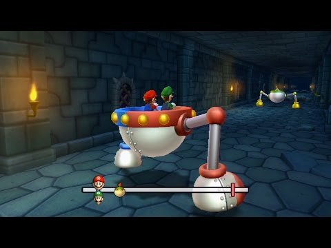 Mario Party 9 – All Bowser Jr. Minigames