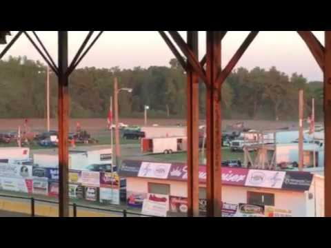 7W Racing Purestock Feature Viking Speedway 7-8-17 part 2